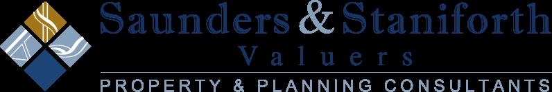 Saunders & Staniforth Valuers Logo